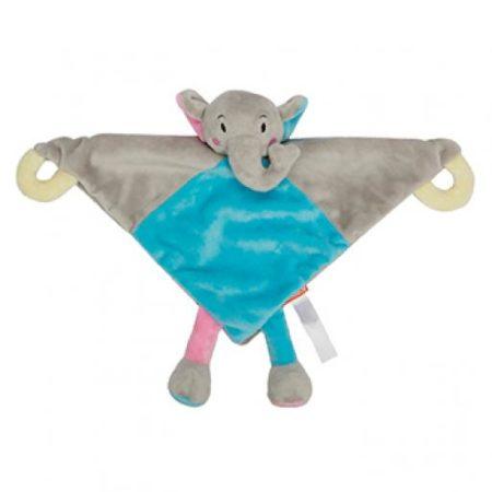 Kuscheltuch Elefant