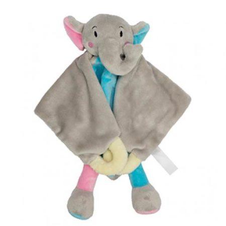 Kuscheltuch Elefant 2
