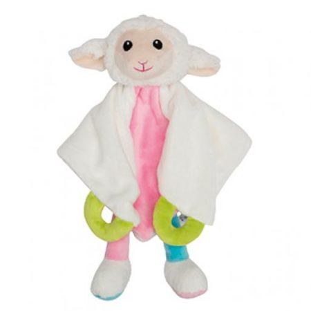 Kuscheltuch Schaf 2