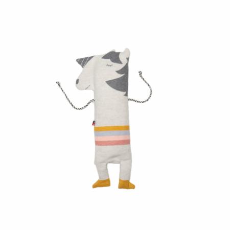 Decke in der Puppe Einhorn